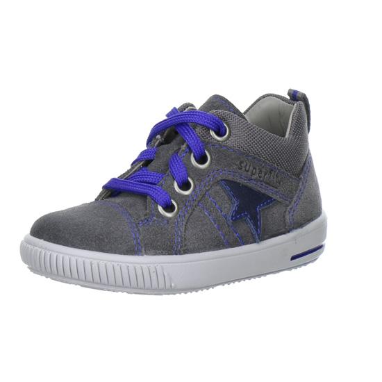 chlapecké kožené celoroční boty Superfit  1e4709f496
