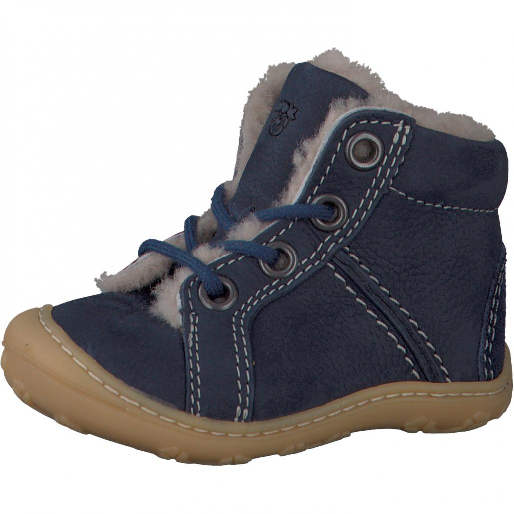 55fc97c4ca7 chlapecké kožené zimní boty Ricosta Lenny