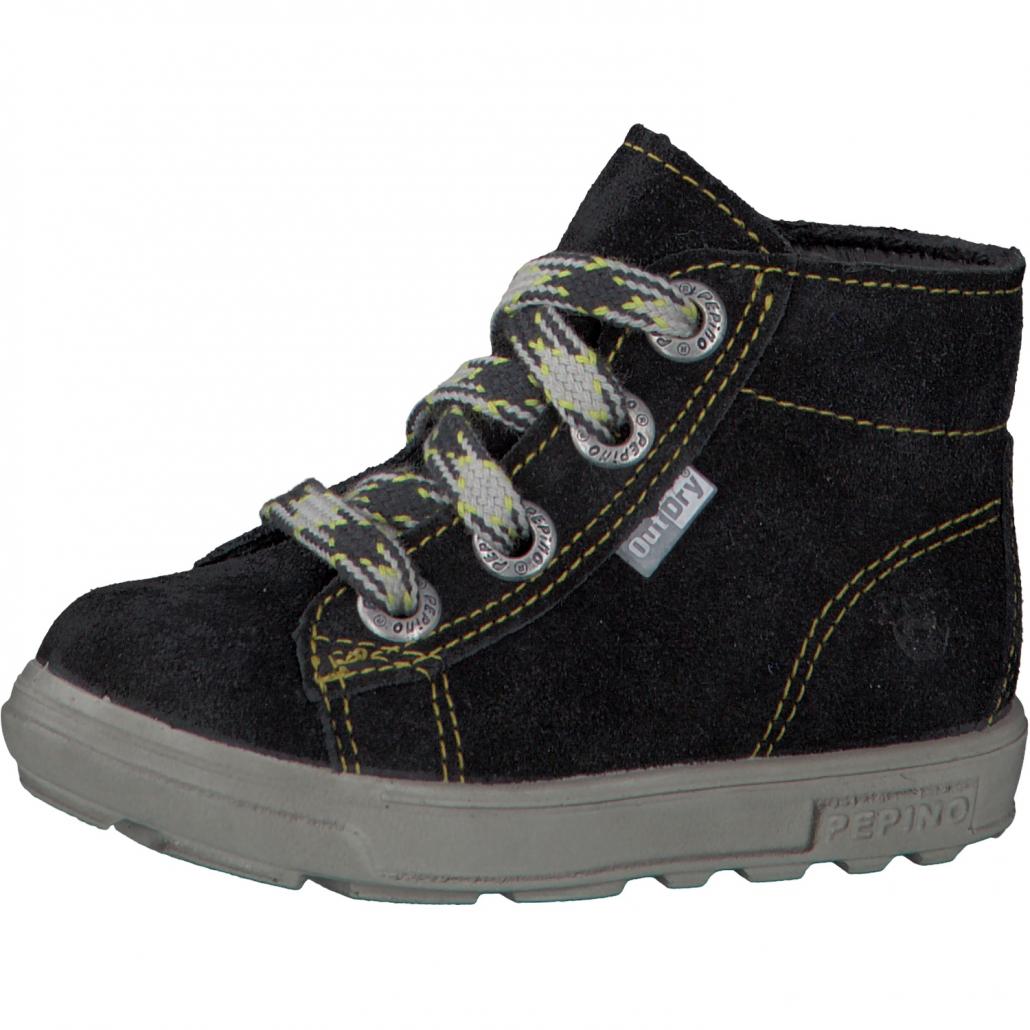 chlapecké kožené zimní boty s membránou Out-dry Ricosta Zaini  acf1795cee
