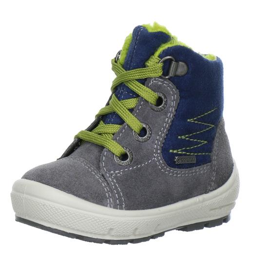 chlapecké zimní kožené boty Superfit s membránou gore-tex  27e1f315af
