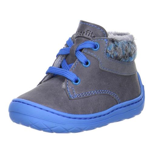 chlapecké zimní kožené boty Superfit  66707148db