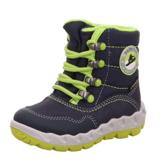 dětské zimní boty Superfit s Gore-texem  9aa18f8065
