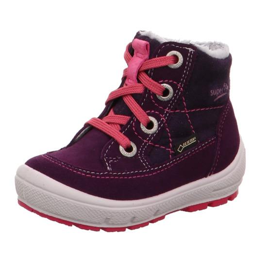 dívčí kotníčkové zimní boty Superfit s Gore-texem  dea336078c