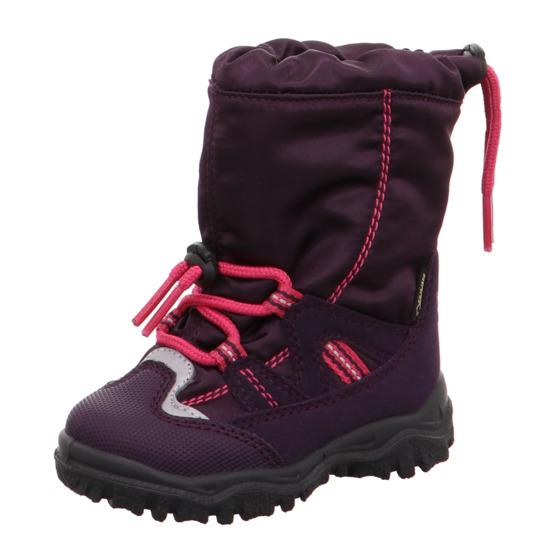 dívčí vyšší zimní boty Superfit s Gore-texem  12fea4ca2c