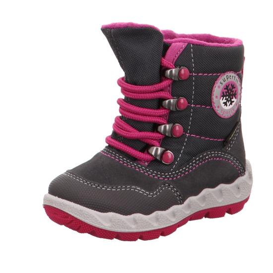 dívčí zimní boty Superfit s Gore-texem  7c6548ccb0