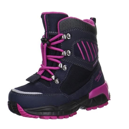 dívčí zimní boty Superfit s gore-texem  3f90adf6ae