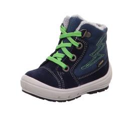 224ab9a0df2 chlapecké kotníčkové zimní boty Superfit s Gore-texem