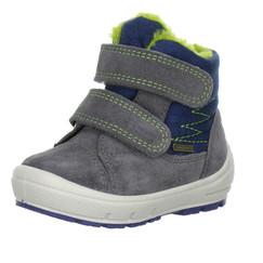 8775c886fac chlapecké zimní kožené boty Superfit s membránou gore-tex