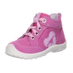 dívčí celoroční kožené boty Superfit 637129aa92