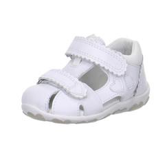 dívčí kožené sandálky Superfit 09bf17d2bb