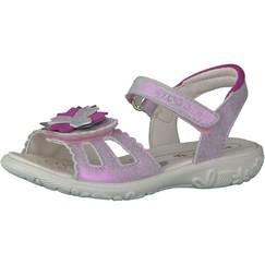 db77ff742e6 dívčí kožené sandály Ricosta Gundi