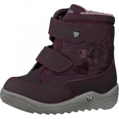 d1a607f2a64 dívčí zimní boty s membránou Sympatex Ricosta Heart
