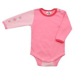 43981da35f4 růžové bavlněné body Happy monkey