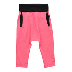 růžové sportovní kalhoty s nízkým sedem 6fdf41e76c