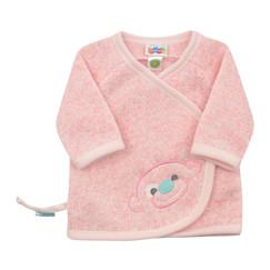 růžový svetrovinový kabátek Happy Monkey d05fe89628