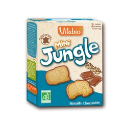 sušenky Mini jungle od 3 let 160g