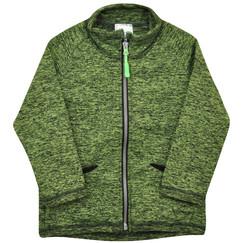 zelená sportovní mikina se stojáčkem 5998077178